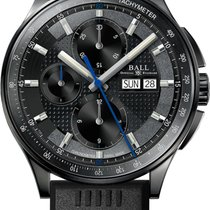 Ball For BMW Chronograph Chronometer PVD Limited Edition