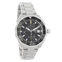 TAG Heuer Aquaracer Mens Calibre 16 Automatic Watch CAY211A.BA...