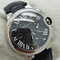 Cartier Ballon Bleu Chronograph 3109 – W6920052 Black Roman...