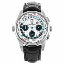 Girard Perregaux World Time Financial Automatic Watch 46805.11...