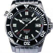 Davosa Argonautic Lumis Stahl Automatik Armband Stahl 42mm Neu...