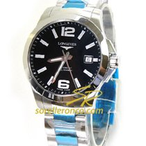 Longines Conquest - Automatic 39mm L36764586