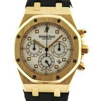 Audemars Piguet Royal Oak Cronografo 39mm In Oro Giallo 18kt...