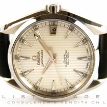 Omega Seamaster Aqua Terra Mid Size Chronometer in acciaio