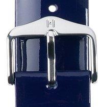 Hirsch Uhrenarmband Diva blau M 01536180-2-14 14mm