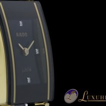 Rado Integral Jubile Black Dial Ladies Watch | 22x18 mm