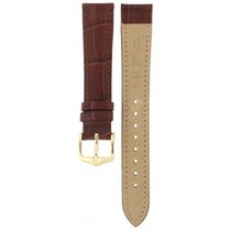 Hirsch Duke Brown Leather Strap 16mm