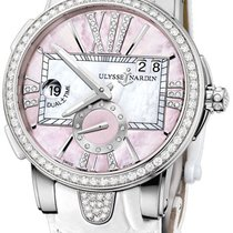 Ulysse Nardin Executive Dual Time Ladies 243-10B-397