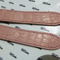 Pink Crocodile Strap