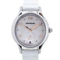 Montblanc Princess Grace De Monaco White MoP Diamonds