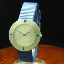 Bunz Design Damenuhr Aus 950 Platin / Ref. 8264
