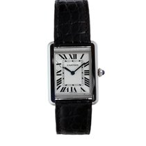 Cartier Tank Solo Ladies W1018255