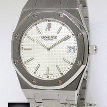 Audemars Piguet Royal Oak 39mm Extra-Thin Steel Silver Dial...