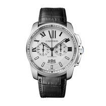 Cartier Calibre Automatic Mens Watch Ref W7100046