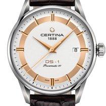 Certina DS-1 GENT POWERMATIC 80 - Himalaya Special Edition