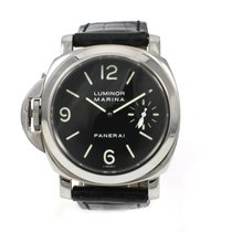 Panerai Rare SS Panerai Luminor Marina Destro Watch PAM115