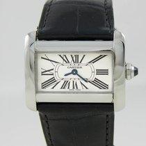 Cartier Divan Lady Steel Case Ref.2599