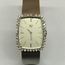 Pagy Vintage White Gold Dresswatch with Diamonds (Used)