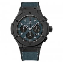 Hublot Big Bang 44mm  Ceramic Mens WATCH 301.ci.2770.nr.jeans