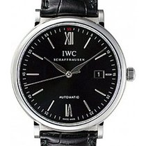 IWC Portofino Automatic 40mm Black Dial IW356502