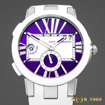Ulysse Nardin Executive Dual Time 243-10 Automatic Box