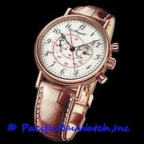 Breguet Classique Chronograph Men's 5247BR/29/9V6 Pre-Owned