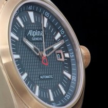 Alpina Nightlife Club Automatik 18ct Pinkgold plattiert