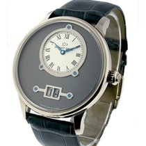 Jaquet-Droz J016934201 Grande Date with Silver/Grey Dial -...