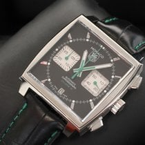 TAG Heuer monaco singapore green lim. ed. 400 pz new old stock...