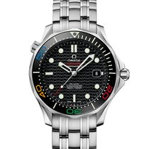 "Omega Seamaster  Olympic Collection  ""RIO 2016"" LIMITED"