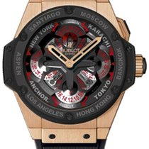 Hublot King Power UNICO GMT 48mm Mens Watch