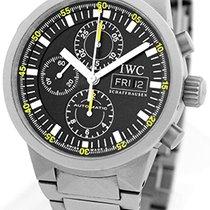"IWC ""GST Split Second Chronograph Rattrapante""."