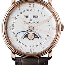 Blancpain Villeret Moonphase & Complete Calendar 40mm...