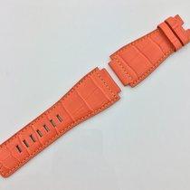 Bell & Ross Uhren Armband BR 01 - 03 Aligator Gr. XL Kroko...