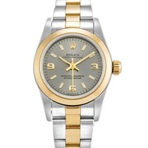 Rolex Ladies Oyster perpetual 18k/SS