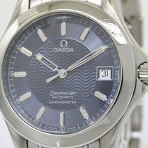Omega Polished Omega Seamaster 120m Chronometer Automatic...