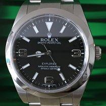 Rolex Explorer I Ref. 214270 Box Papers 2012