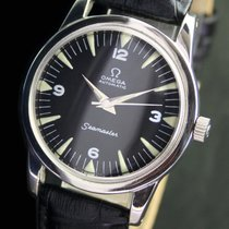 Omega Seamaster Bumper Half Rotor Automatic Steel Watch