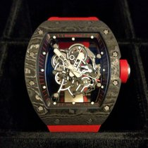 "Richard Mille RM055 Bubba Watson Special Edition ""Dark..."