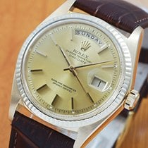 Rolex President Day-Date 18K Solid Gold Automatic Watch