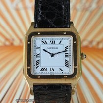 Cartier Santos Dumont Ultra-Thin