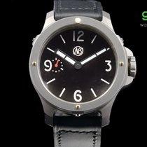Ennebi Ref. 9663 Fondale Toscana Titanium Black Dial