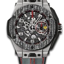 Hublot Big Bang FERRARI CARBON 45MM 401.NJ.0123.VR T