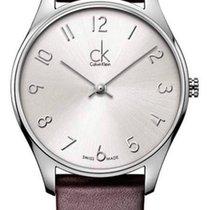 ck Calvin Klein classic Damenuhr K4D221G6
