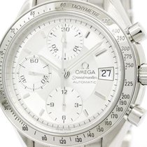 Omega Speedmaster Date Steel Automatic Mens Watch 3513.30...