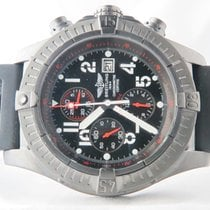 Breitling Super Avenger Black Steel (Box&Papers)