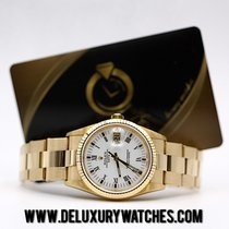 Rolex Date 15238 Gold 18K Never Polished