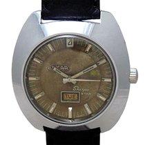 Enicar Sherpa Star Day Date Autoamtic Swiss Watch