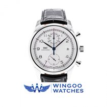 IWC - Portoghese Chronograph Classic Ref. IW390403