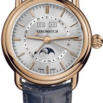 Aerowatch 1942 Moon Phases 75970 RO02